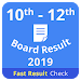 10th 12th Board Result,All Board Result 2019