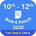 10th 12th Board Result,All Board Result 2020
