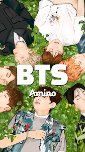 screenshot of ARMY Amino for BTS Stans version 1.1.4882