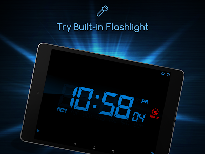 screenshot of Alarm Clock for Me free version 2.49