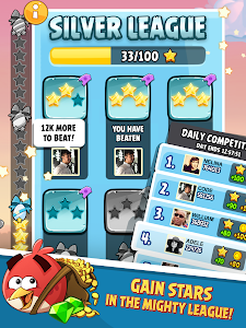 screenshot of Angry Birds Classic version 8.0.1
