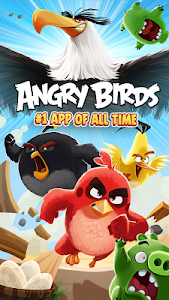 screenshot of Angry Birds version 6.1.5