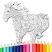 Download Animal coloring mandala pages 6.5.6 APK