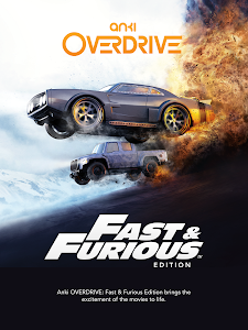 screenshot of Anki OVERDRIVE: Fast & Furious Edition version 3.4.0
