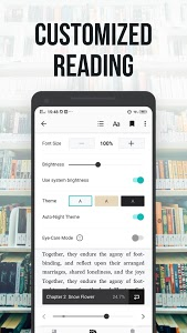 screenshot of AnyBooks—Free download Full Library Offline Reader version 3.22.0