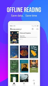 screenshot of AnyBooks—Free Download Full Library Offline Reader version 3.14.0