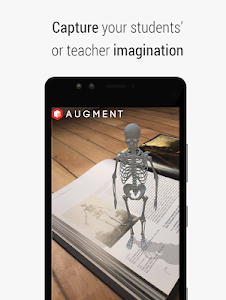 screenshot of Augment - 3D Augmented Reality version v3.4.0-3