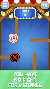 screenshot of Axe Throw: Hit and Champ! version 1.0