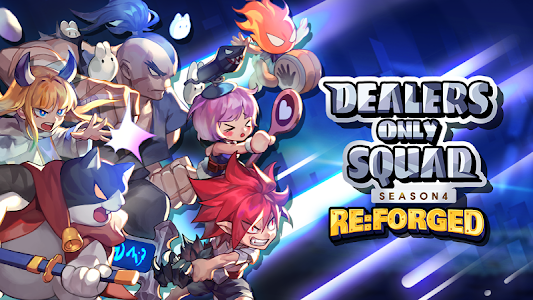 screenshot of DEALERS ONLY SQUAD: REFORGED - Idle RPG version 2.35
