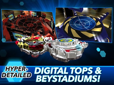 screenshot of BEYBLADE BURST app version Varies with device