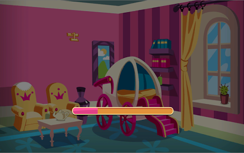 screenshot of Baby Linlin - Cleaning House version 1.0.2