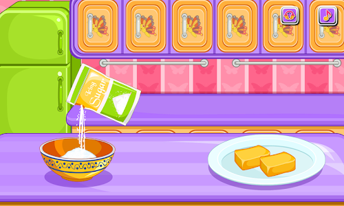 screenshot of Baby Shower Cake version 1.0.4