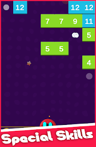 screenshot of Balls Shoot Bricks version 1.0