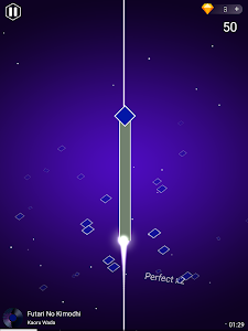 screenshot of Beat Dot: Dancing Ball Music Line version 3.3