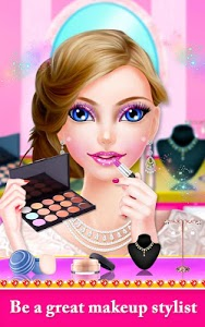 screenshot of Beauty Makeup Girls version 1.0.5