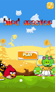 screenshot of Bird Master version 2