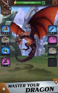 screenshot of Blaze of Battle version 2.5.0