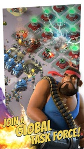 screenshot of Boom Beach version 37.125
