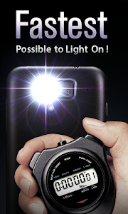 screenshot of Brightest LED Flashlight version Varies with device