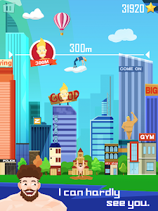 screenshot of Buddy Toss version 1.2.7