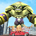 Superhero Incredible Monster Hero City Battle
