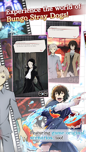 screenshot of Bungo Stray Dogs: Tales of the Lost version 1.8.2