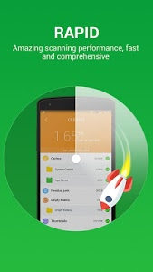 screenshot of CLEANit - Boost,Optimize,Small version 1.8.8_ww