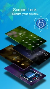 screenshot of CM Locker - Security Lockscreen version 4.9.4