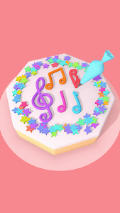 screenshot of Cake Decorate version 1.1.1