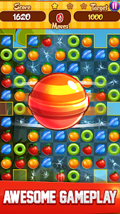 screenshot of Candy - Fever Smash version 1.2