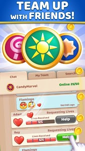screenshot of Candy Land: Free Match 3 Games & Puzzle Candy Game version Varies with device
