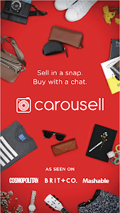 screenshot of Carousell: Snap-Sell, Chat-Buy version 2.5.3