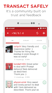 screenshot of Carousell: Snap-Sell, Chat-Buy version 2.63.58.57