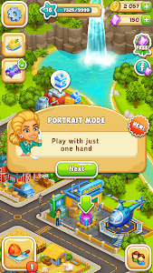 screenshot of Cartoon City 2:Farm to Town.Build your home,house version 1.69