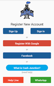 screenshot of Cash Junction - Earn Unlimited version 1.9