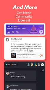 screenshot of Podcast Player & Podcast App - Castbox version Varies with device