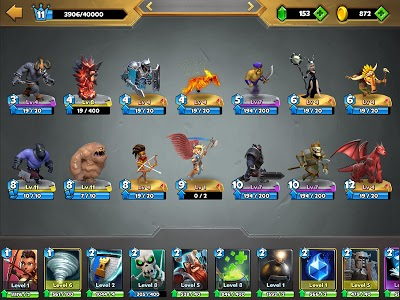 screenshot of Castle Crush: Epic Battle - Free Strategy Games version 4.5.2