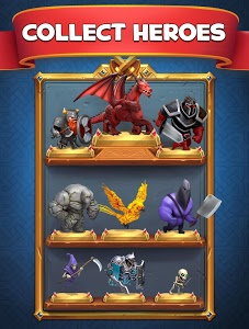 screenshot of Castle Crush: Free Strategy Card Games version 3.19.4