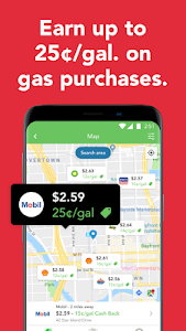 screenshot of Checkout 51: Gas Rewards & Grocery Cash Back version Varies with device