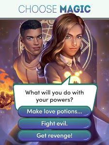 screenshot of Choices: Stories You Play version 2.5.7