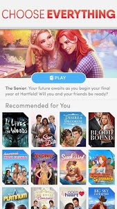 screenshot of Choices: Stories You Play version 2.6.7