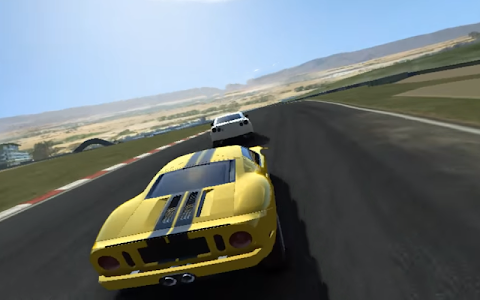 screenshot of City Traffic Car Driving Ford GT Game version 1.0