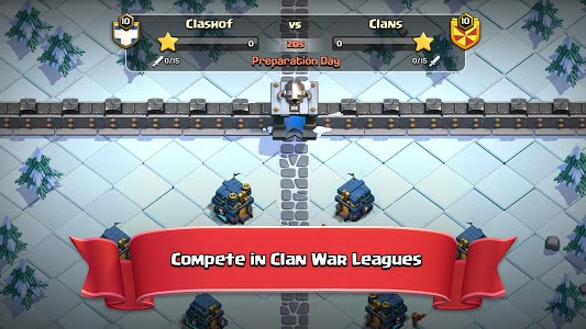 screenshot of Clash of Clans version 11.866.1