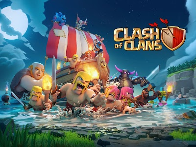 screenshot of Clash of Clans version 11.185.13