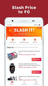 screenshot of Club Factory - Online Shopping App version 6.1.4