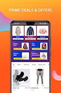 screenshot of Club Factory - Online Shopping App version 5.1.2
