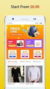 screenshot of Club Factory - Online Shopping App version 5.3.9