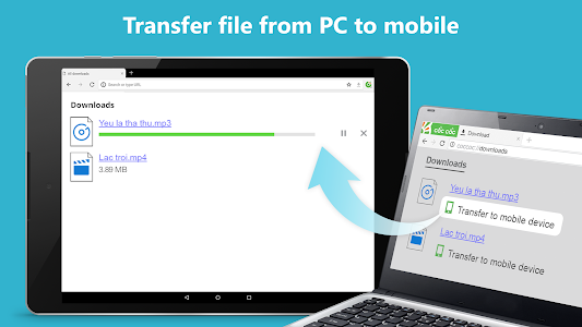 screenshot of Cốc Cốc Browser version Varies with device