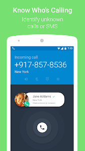 screenshot of Contacts+ version 5.111.100