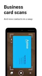 screenshot of Contacts+ version 6.2.5